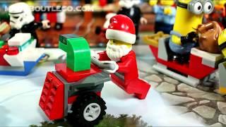 LEGO CITY Advent Calendar Toys Only!