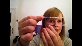 Test de Embarazo barato en formato tira. Como funcionan y si son realmente fiables.