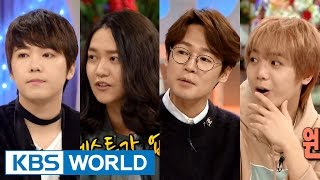 Hello Counselor - Kang Gyunseong, Lee Sanggon, Lee Honggi & Mir (2015.12.14)