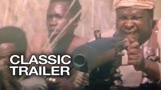 King Solomon's Mines Official Trailer #1 - Herbert Lom Movie (1985) HD