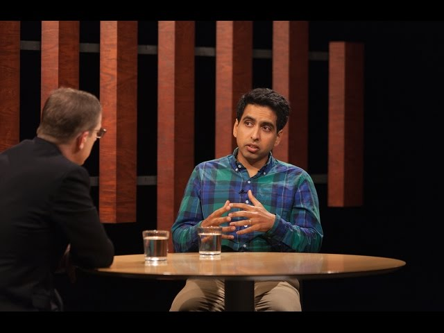 Sal Khan on why Khan Academy is a non-profit