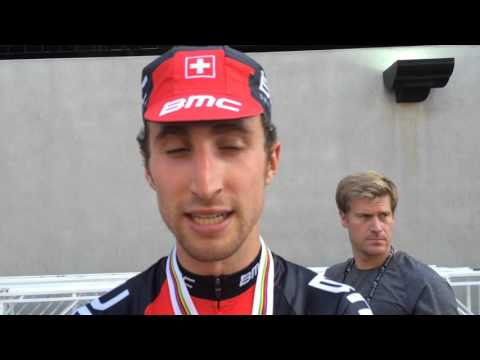 Taylor Phinney - Men's Team Time Trial World gold medalist