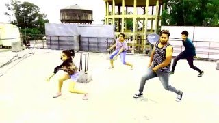 OYE OYE VIDEO SONG (AZHAR) hip hop dance choreography by sonu