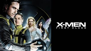 12 - Rage And Serenity (X-Men: First Class - Soundtrack)