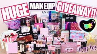 (OPEN) HUGE Makeup GIVEAWAY!!! (50K!! INTERNATIONAL GIVEAWAY!)