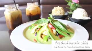 Avocado curry - Pure Thai - San Diego