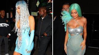 Kim Kardashian, Kylie Jenner, Cara Delevingne And More At The 2019 Met Gala