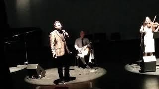 کنسرت آواز سنتی در مراسم شب شعر شیکاگو - قسمت 2