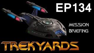 Trekyards EP134 - Nova Class