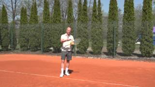 More Power On Your 2-Handed Backhand With A Great Unit Turn