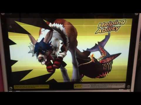 Demon Ape Gunga Gonga vs Armageddon Vertus