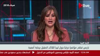 مداخلة الصحفي عبدالستار حتيتة المتخصص في الشئون الليبية حول الأزمة الليبية