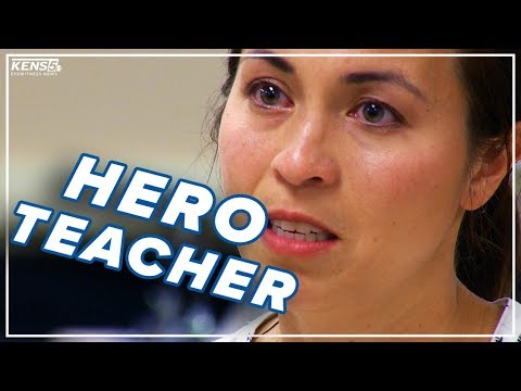Xxx Mp4 Teacher Saves Student 39 S Life In Classroom Using CPR 3gp Sex