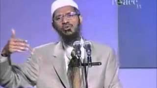 dr zakir naik refutes answering islam contradiction in quran  MUST WATCH