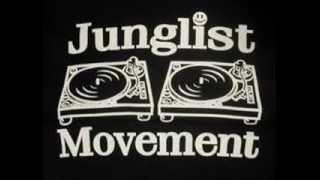 Old Skool Jungle Mix (Mixed By Blazeitdown)