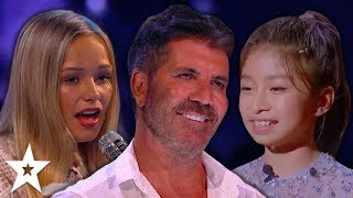 ALL GROWN UP   When KIDS Come Back On Britain, America's Got Talent And MORE!   Got Talent Global