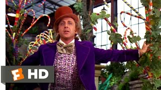 Willy Wonka & the Chocolate Factory - Pure Imagination Scene (4/10)   Movieclips