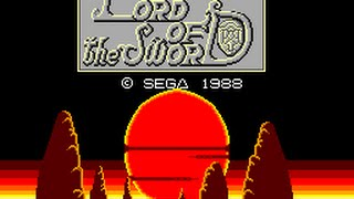 Master System Longplay [150] Lord of the Sword