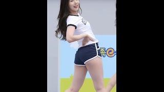 150502 여자친구 (GFRIEND) White - 하얀마음 [신비]직캠 fancam (상암) by Mera