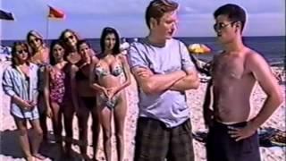 Conan O'Brien in Beach Town Party