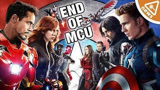Will Marvel Phase 3 End the MCU? (Nerdist News w/ Jessica Chobot)