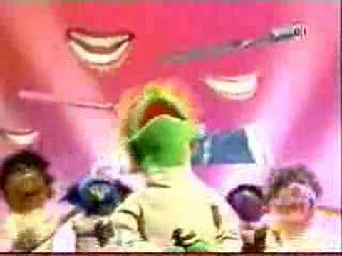 Sesame Street Say Toothpaste Somebody