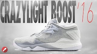 Adidas CrazyLight Boost 2016 Performance Review!