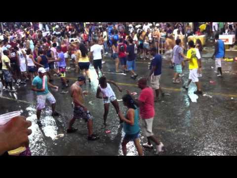 Melhor dançarina Salvador 2012