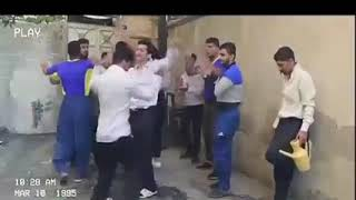 Clip funny persian dance old & new