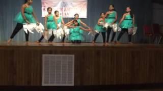 SSR Chicago western dance for KAA onam 2016'