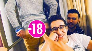J'AI TOUCHÉ LE ZIZI DE AIEKILLU! - Vlog PARIS