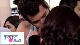 Kumkum Bhagya 12th January 2015 FULL EPISODE | Abhi KISSES Pragya in PUBLIC