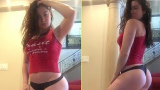 Olympic Gymnast McKayla Maroney's ASS Deserves Its Own Gold Medal