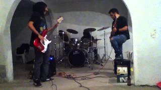 Iron Maiden - Man on the Edge Cover by Tailgunners