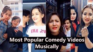 Most Popular Musically Videos of December | Neha Kakkar, Jannat, Team 07, Avneet, Mrunal, Aashika