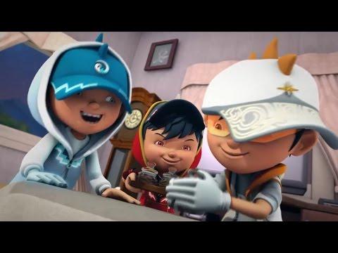 BoBoiBoy Terbaru, Kalian paling suka BoBoiBoy Kuasa apa ?