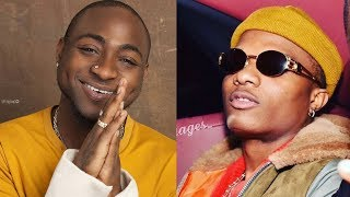 Davido Settles Beef With Wizkid | As He Sang And Dance To Wizkid Baba Nla