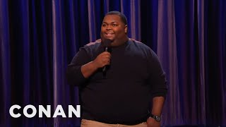 Leonard Ouzts Stand-Up 02/22/16  - CONAN on TBS