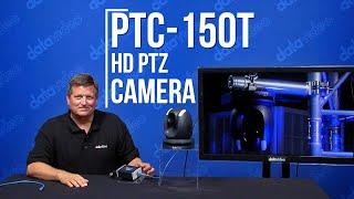 Datavideo PTC-150T: Full HD (1080p) PTZ Video Camera with HDBaseT