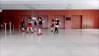 Line Dance DON'T BE SHY小姐免驚(Sally Hung) (Demo & Walk Thro')