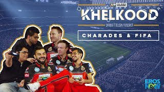 AIB : Charades & FIFA with Virat feat RCB