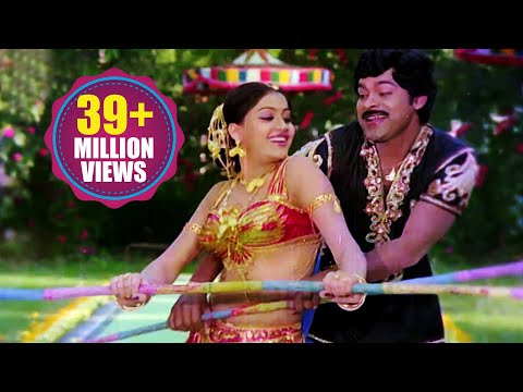 Xxx Mp4 Kondaveeti Raja Movie Songs Manchamesi Duppatesi Chiranjeevi Radha VijayaShanthi 3gp Sex