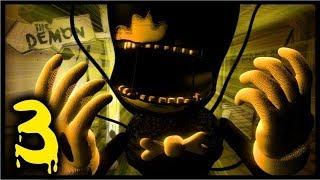 THE DEMON PATH ENDING | Bendy & The Ink Machine CHAPTER 3 (BATIM 3)