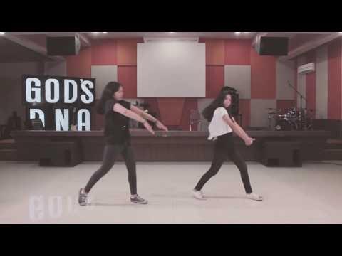 Bersorak - JPCC Worship Dance Cover