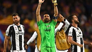Juventus CRUSHED Barcelona