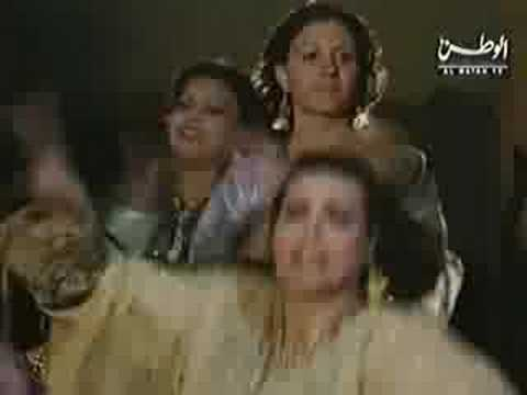 رقص عراقي من برنامج دندرمه