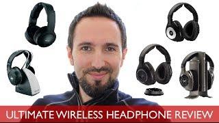 Top 5 Wireless Headphones Review - The BEST Wireless Headphones for 2016