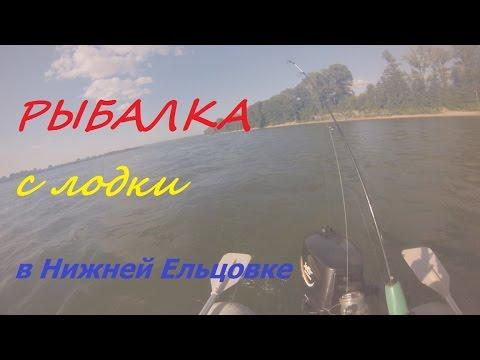 советы по ловли рыбы из лодки