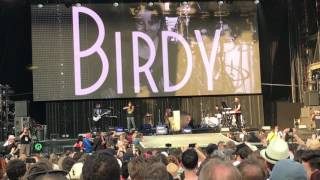 Birdy - People help the People Colours of Ostrava 2017 Live