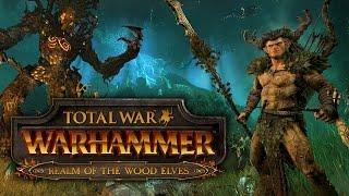 Total War: Warhammer - Realm of the Wood Elves Trailer